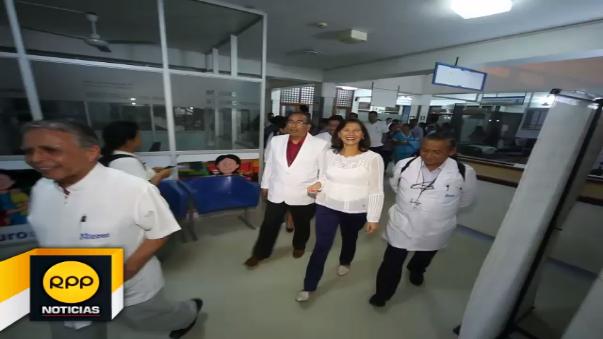 Moderno Servicio de Tomografía