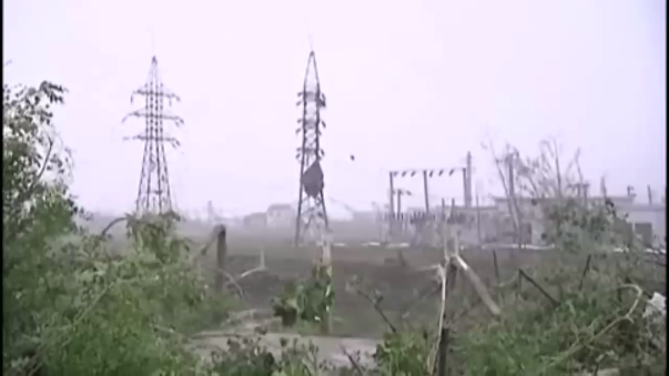 Tornado en China deja más de 800 personas heridas..