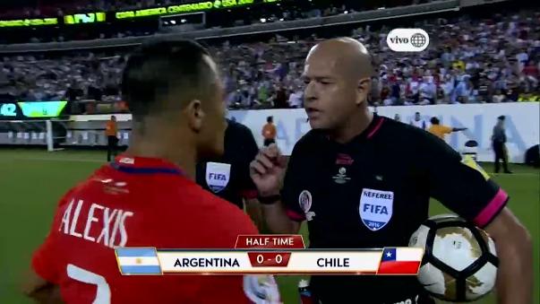 Heber Lopez es árbitro FIFA desde el 2002.