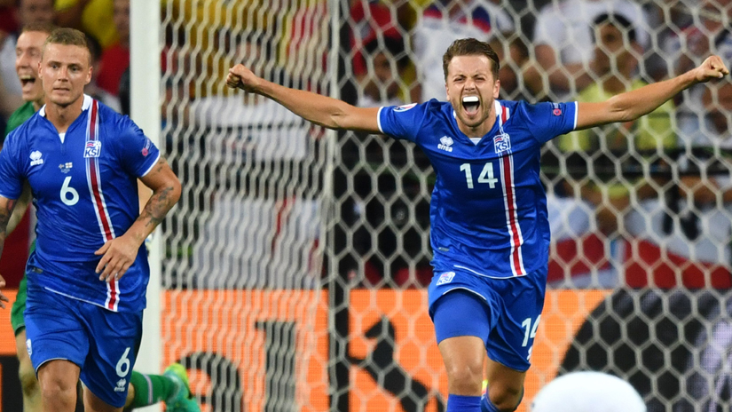 Islandia dio el batacazo de la Eurocopa 2016.