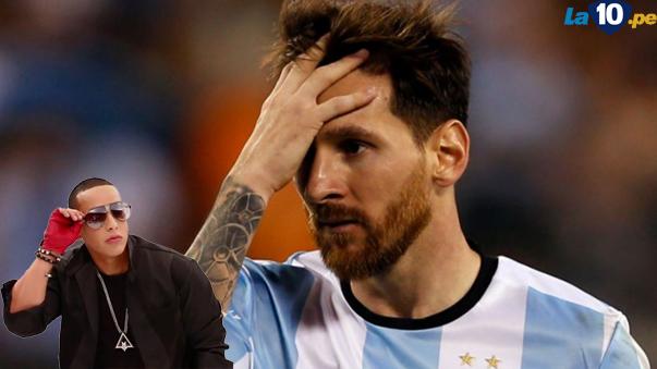 El rap que explica la realidad de Messi con la Selección Argentina
