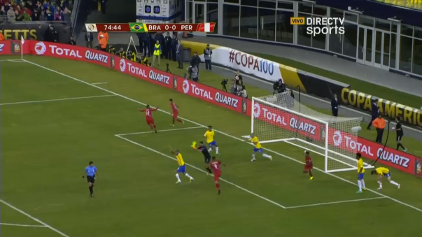Revive aquí el polémico gol de Raúl Ruidíaz.