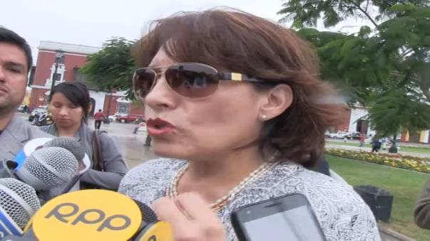 La regidora Rocío Taboada aseguró que no dejará de denunciar irregularidades.