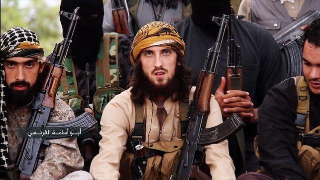 ISIS opera en zonas de Irak y Siria, donde ocupa extensos territorios.