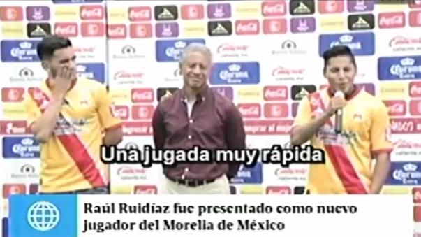 Raúl Ruidíaz respondió en México sobre su gol ante Brasil por Copa América.