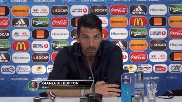 Ginaluigi Buffón debutó en la Serie A a los 17 años.