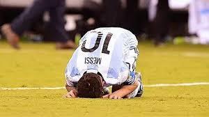 Lionel Messi ha perdido cuatro finales con la Selección Argentina.