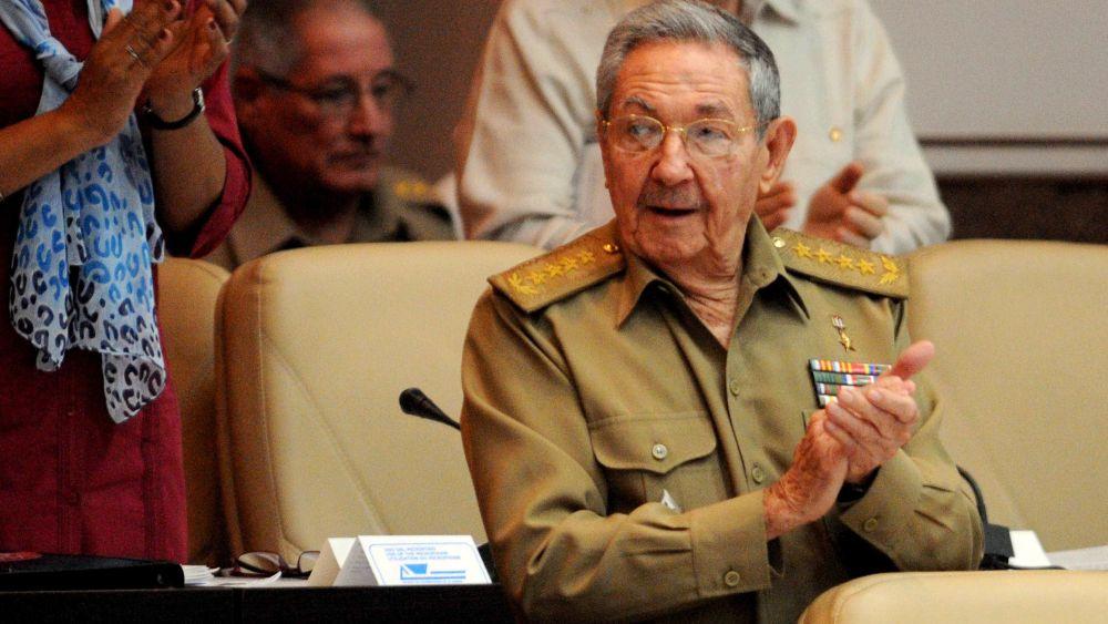 Raúl Castro rechazó los