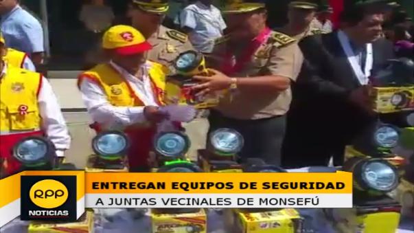 Alarmas serán colocadas en sectores como:  Prolongación Diego Ferré, Nazarenos Cautivo, salida al distrito de Santa Rosa, entre otras zonas inseguras