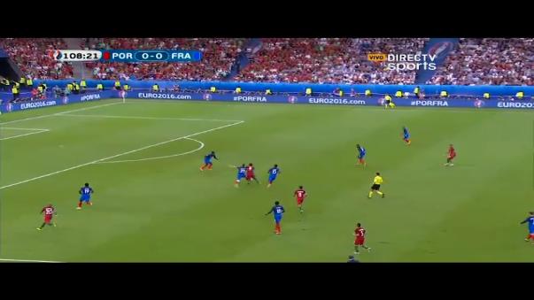 Portugal conquistó el domingo la Eurocopa 2016 tras ganar a Francia con un solitario gol de Éder (109').