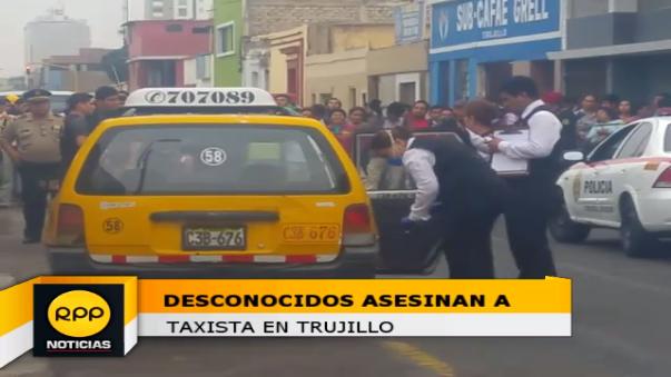 Otro asesinato en el corazón de Trujillo conmociona a los norteños.
