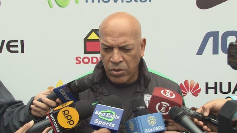 Roberto Mosquera llegó esta temporada a Alianza Lima procedente del Juan Aurich de Chiclayo.