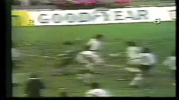 Por si no lo viste: así jugaba Cueto con la Selección Peruana