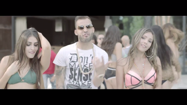 Hace tiempo, Jesé se dedica al reggaeton bajo el apelativo de 'Jay M'.