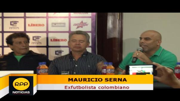 Mauricio Serna se deshizo en halagos para César Cueto.