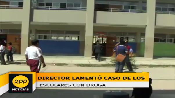 Director del colegio San José de Chiclayo lamentó situación presentada en su plantel