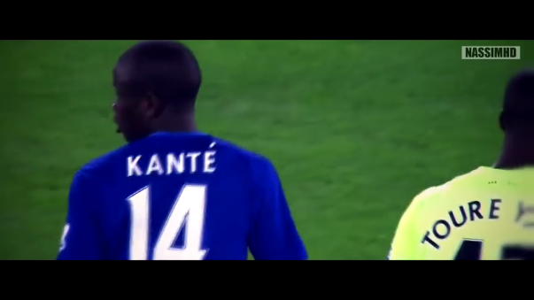 N'Golo Kanté anotó 1 gol con Leicester City en la temporada 2015-2016.