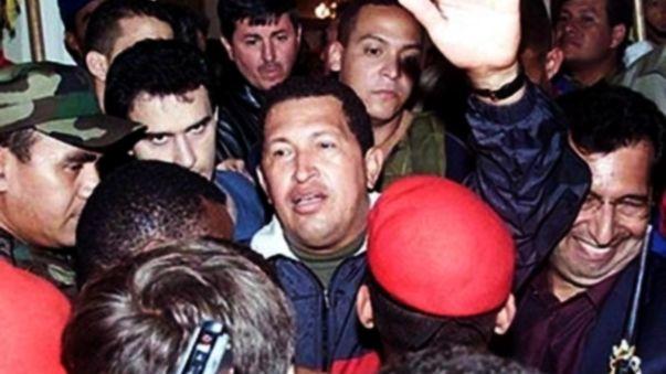 Hugo Chávez volvió tres días después al gobierno, donde se mantuvo hasta su muerte (2013)