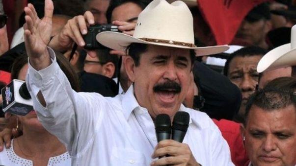 Tras la restauración de la democracia, Zelaya intentó volver como gobernante pero el Congreso desestimó la posibilidad.