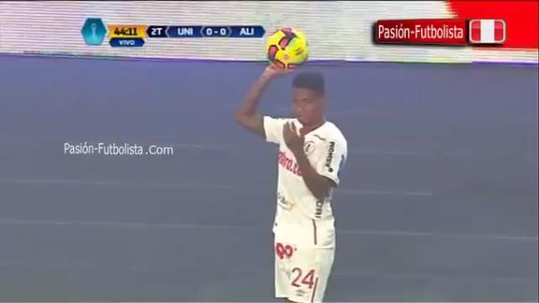 La última derrota de Alianza Lima se dio al minuto 90 ante Universitario de deportes con un cabezazo de Hernán Rengifo.