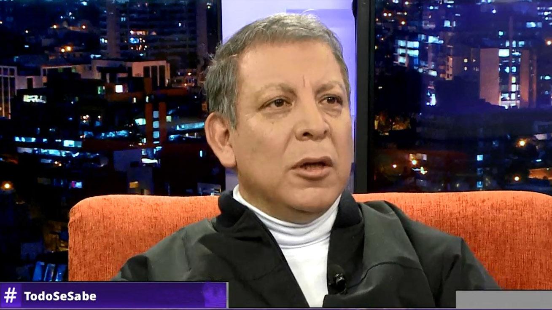 El líder de Tierra y Libertad, Marco Arana, estuvo en el programa