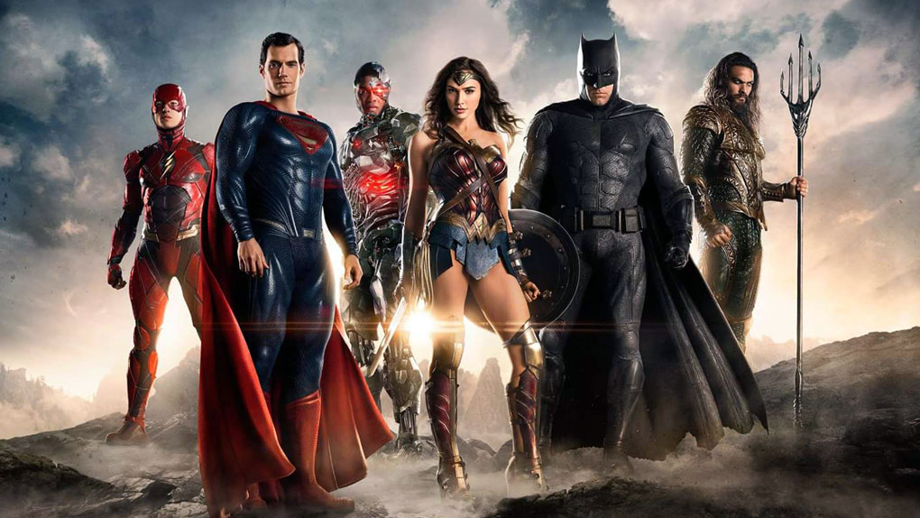 Primer adelanto de The Justice League