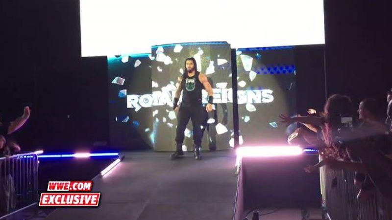Roman Reigns fue suspendido por la WWE tras violar la Política de Bienestar.