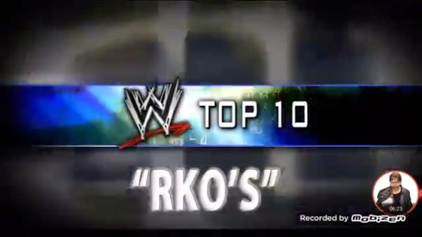 Los 10 mejores RKO de Randy Orton en la WWE