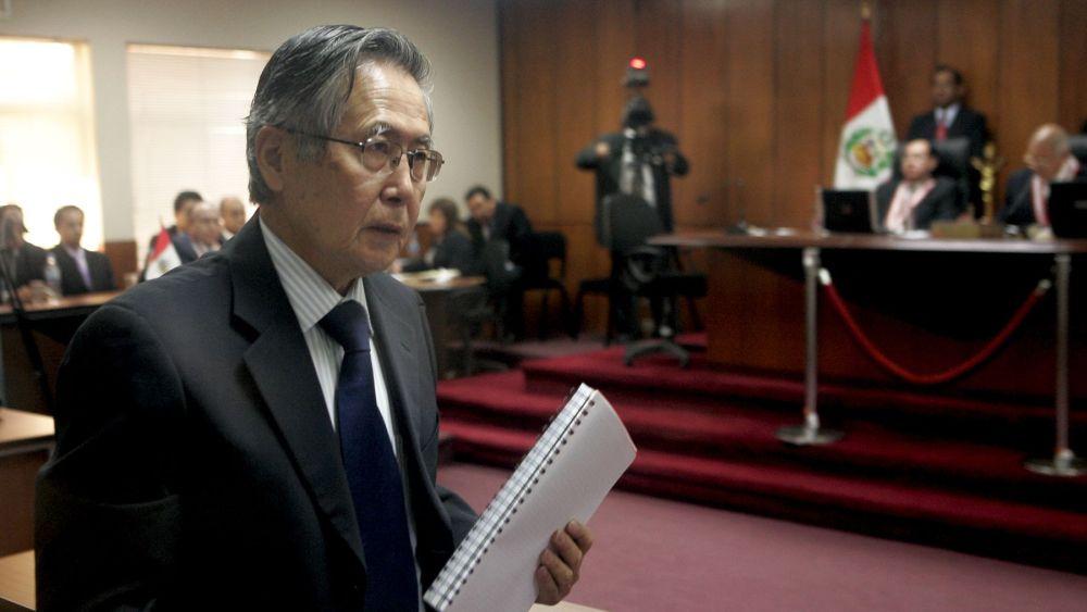 El ministro Aldo Vásquez aclaró que solo se ha admitido a trámite el pedido de Alberto Fujimori.