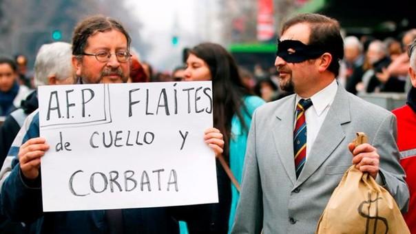 En 1981, durante el gobierno militar de Augusto Pinochet, se instauró el sistema privado de pensiones, el cual sigue vigente hasta hoy y que además ha sido adoptado en varios países de la región como Perú y Argentina.