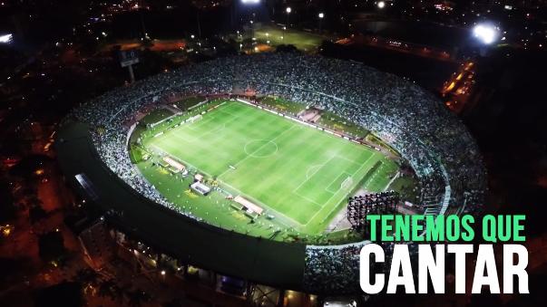 Atlético Nacional sueña conquistar su segunda Copa Libertadores.