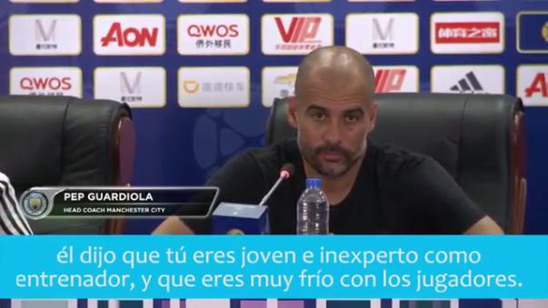Josep Guardiola dirigirá al Manchester City por las próximas 3 temporadas.