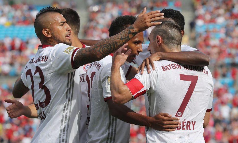 Bayer Munich e Inter Milán intentará llegar al 100% cuando arranque el fútbol en Europa.
