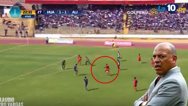 Sport Huancayo 2-1 Alianza Lima (Resumen del partido).