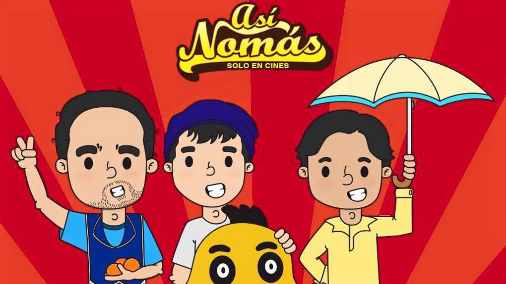 Andrés Wiese, Carlos Galdós, Gian Piero Díaz y Giovanni Ciccia emprenderán mil aventuras disparatadas para cumplir con su sueño.