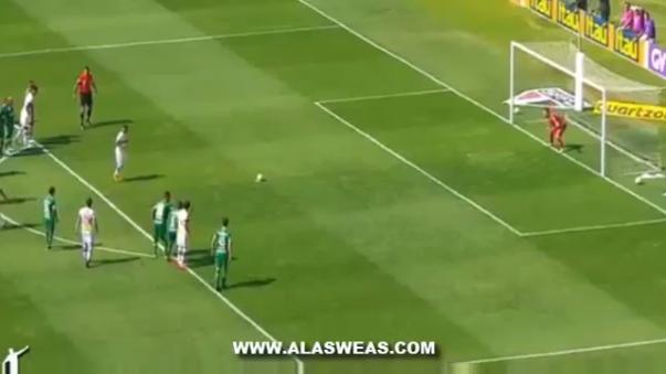 Segundo gol de Christian Cueva.