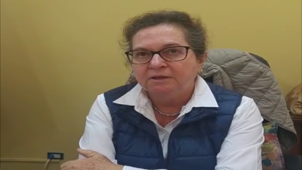 Directora de la Dirección Desconcentrada de Cultura de Ica, Ana María Ortiz de Zevallos