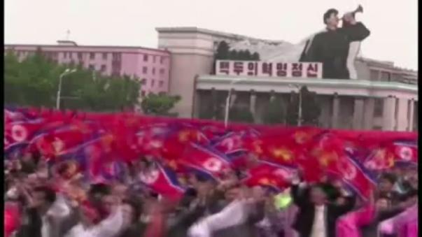 Corea del Norte realizó un nuevo ensayo con dos misiles de medio alcance.