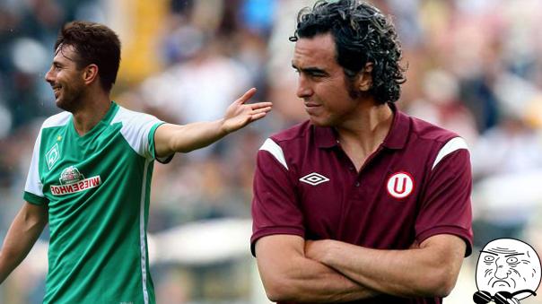 El entrenador José del Solar opinó sobre la trayectoria de Claudio Pizarro en el fútbol alemán.