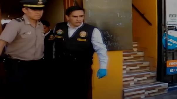 La policía investiga los hechos para capturar al principal sospechoso.