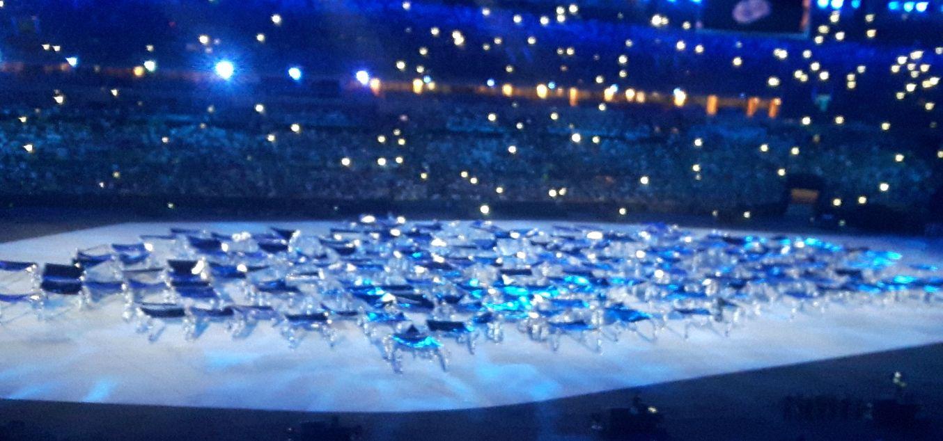 La puesta en escena de los Juegos Olímpicos Río 2016
