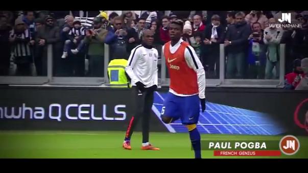 Paul Pogba debutó en el fútbol profesional en 2011 con el Manchester United.