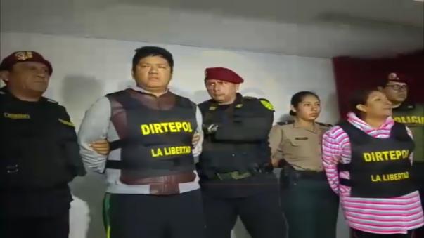 La captura de los 14 integrantes de esta organización se realizó en julio del 2015; sin embargo, lograron escapar Velásquez Montoya y Erica Rodriguez.