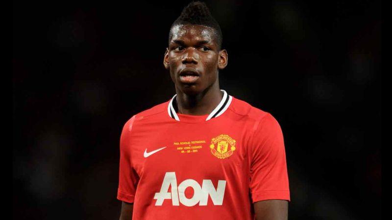 Paul Pogba es el 4° fichaje del Manchester United, en este verano.