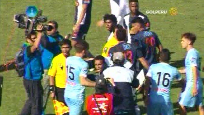 Tras la derrota, Alianza Lima cayó a la 6° posición del Descentralizado.