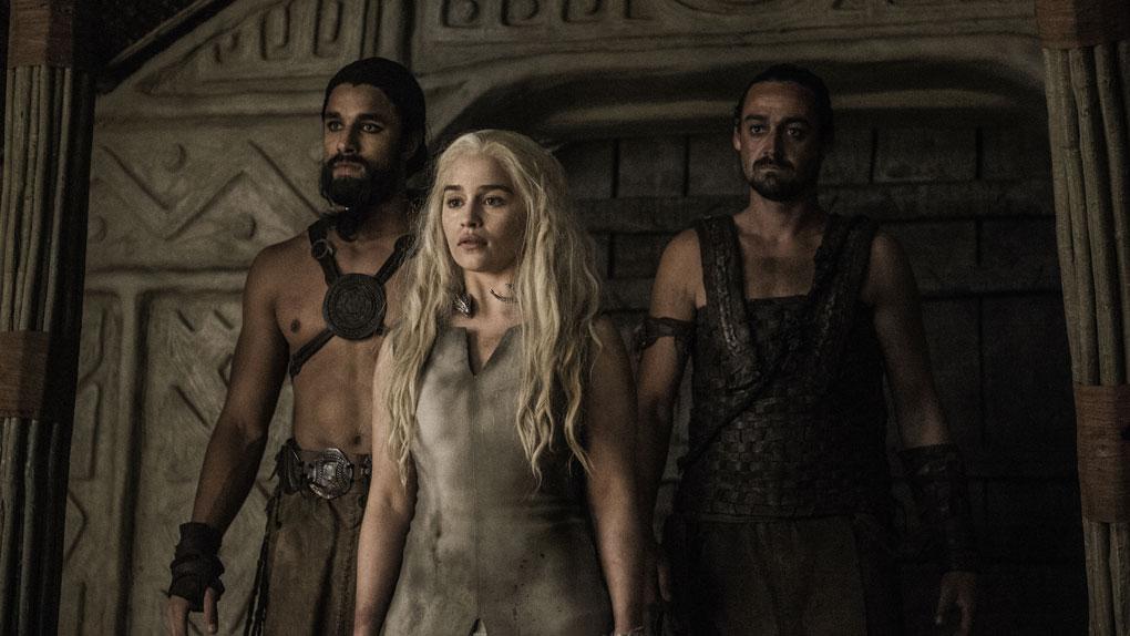 Teaser del musical de Game of Thrones