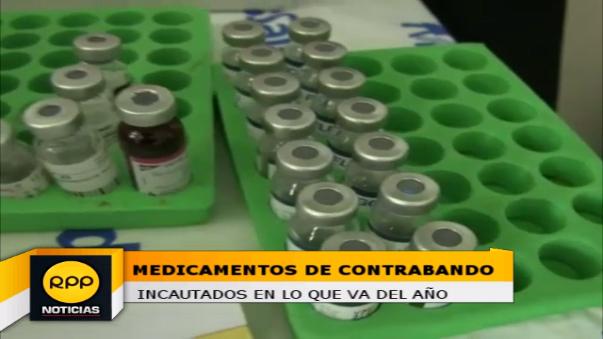 Constantes operativos inopinados para detectar medicina adulterada y de contrabando