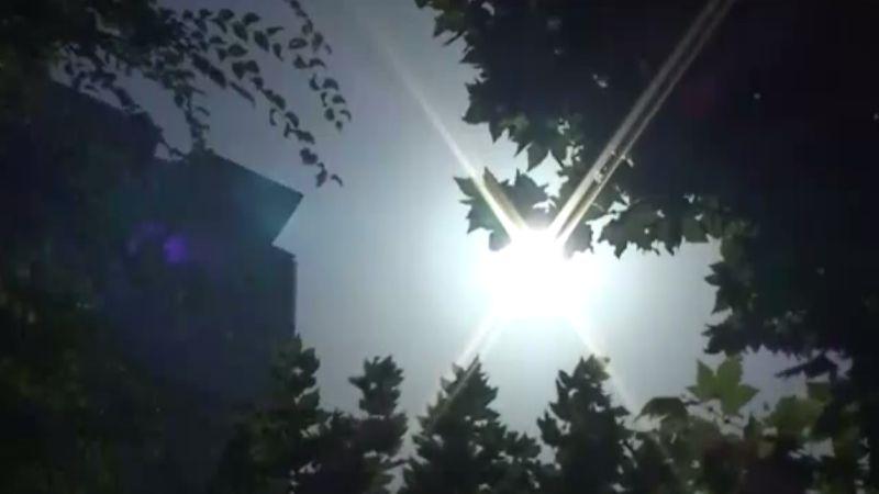A la fuerte ola de calor se le suman altos niveles de humedad, entre el 70 y el 90%.