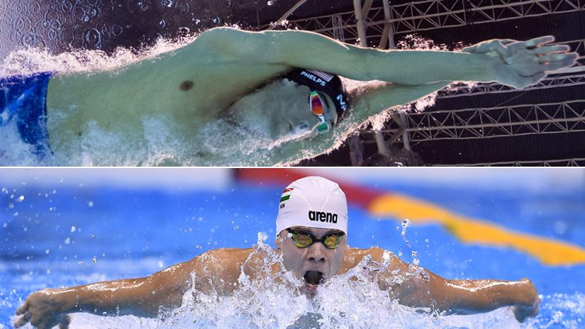 El nadador húngaro Tamas Kenderesi es una amenaza para Michael Phelps.