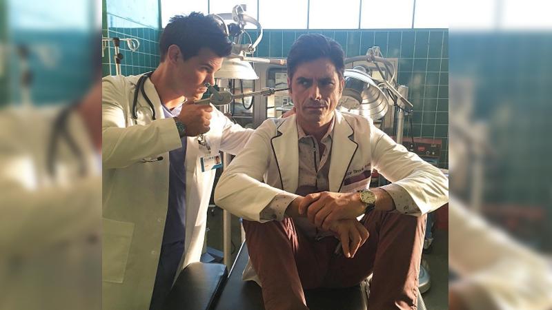 John Stamos y Taylor Lautner son los nuevos integrantes del elenco de la serie de Fox.